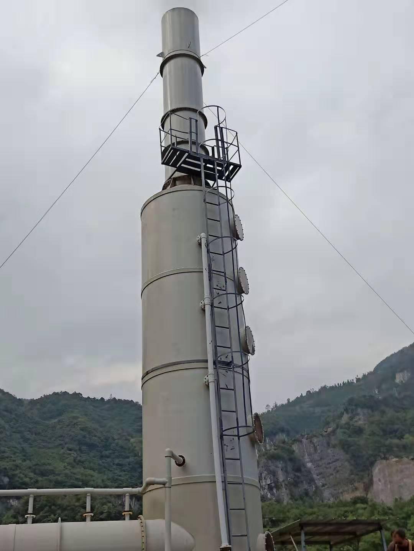 酸雾吸收塔